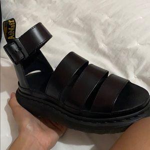Clarissa II doc marten sandals